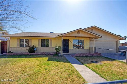 Photo of 3403 E CAPRI Avenue, Mesa, AZ 85204 (MLS # 6200268)