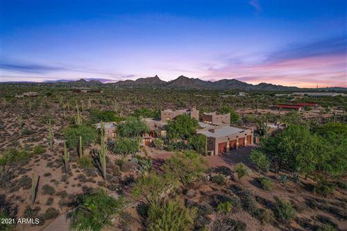 Photo of 8375 E VIA DONA Road, Scottsdale, AZ 85266 (MLS # 6272268)