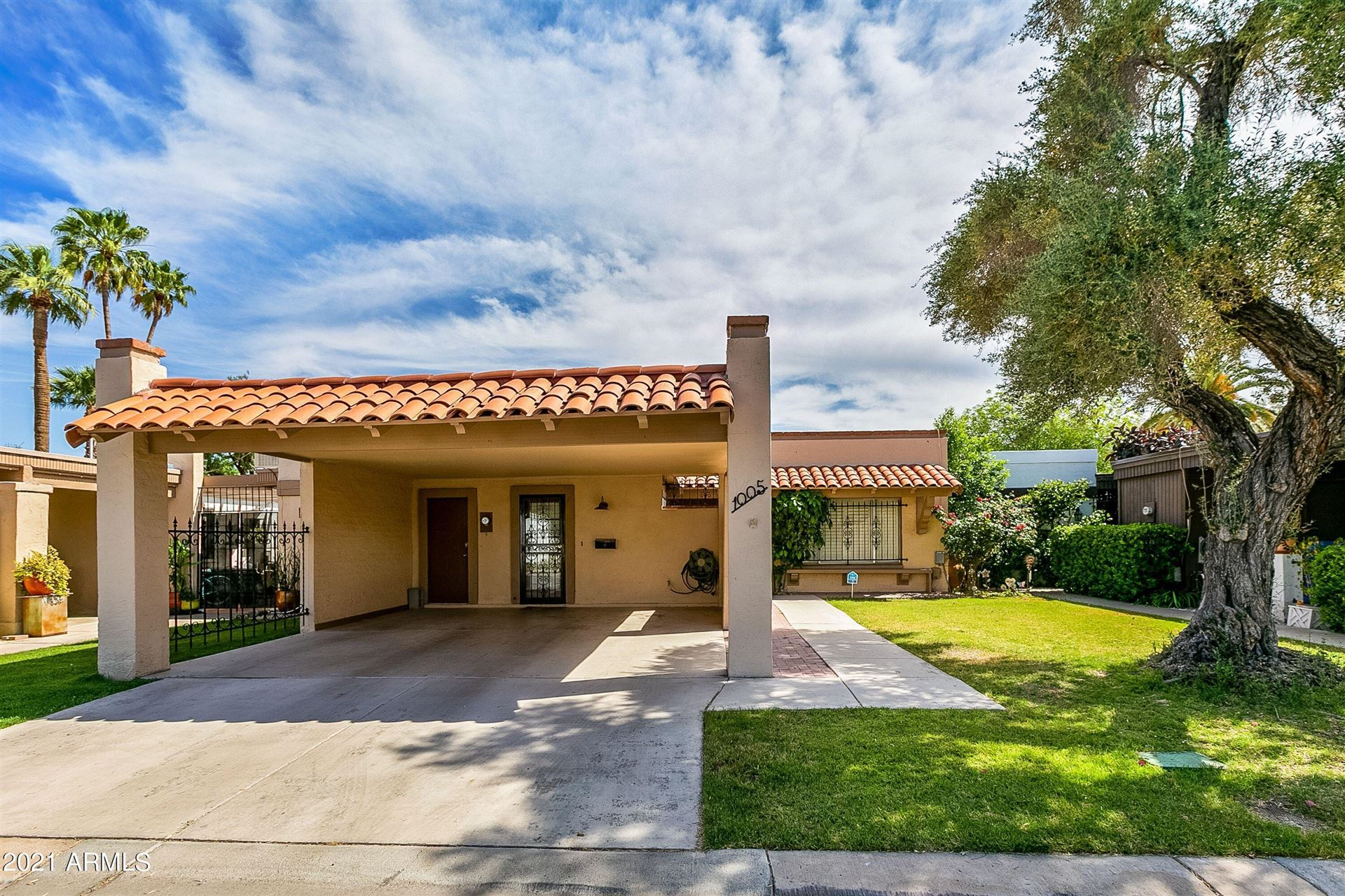 1005 W SOLCITO Lane, Phoenix, AZ 85013 - MLS#: 6232268