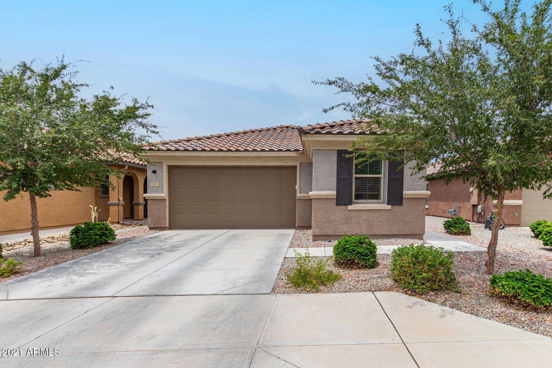 Photo of 18278 N HOSKIN Drive, Maricopa, AZ 85138 (MLS # 6266268)