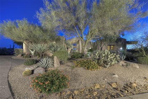 Photo of 11087 E HARRIS HAWK Trail, Scottsdale, AZ 85262 (MLS # 6000269)