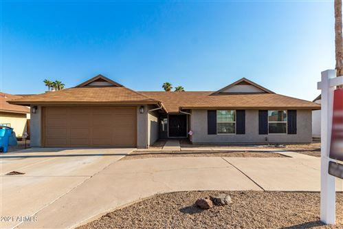 Photo of 3129 W LAS PALMARITAS Drive, Phoenix, AZ 85051 (MLS # 6295269)