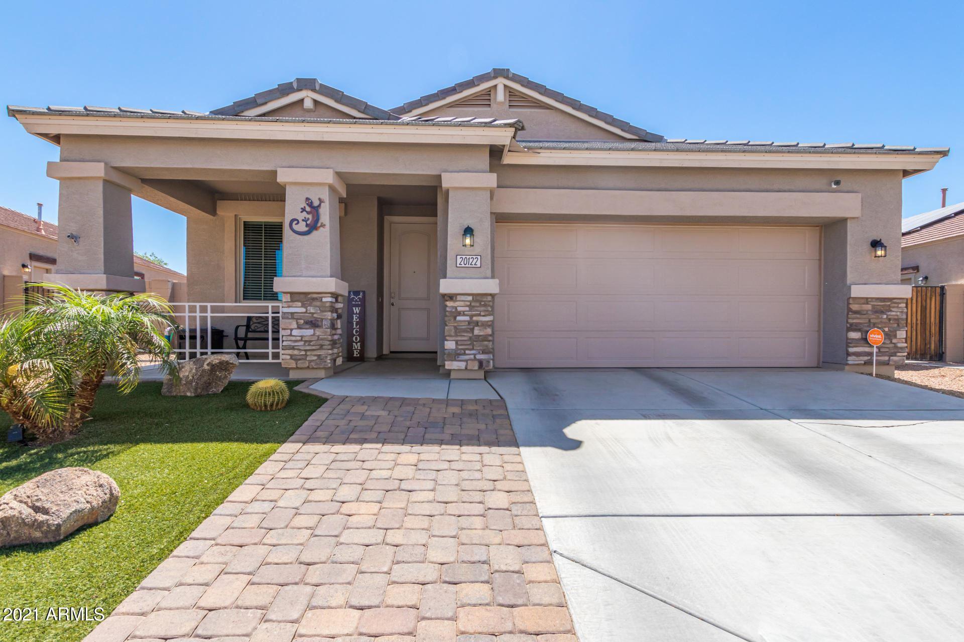 Photo for 20122 N JILL Avenue, Maricopa, AZ 85138 (MLS # 6248269)