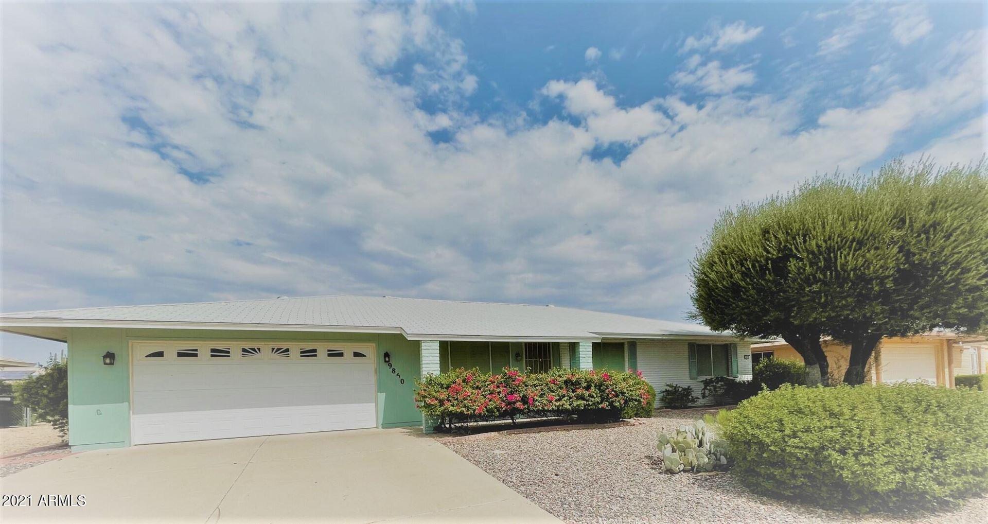 Photo of 9850 W Santa Fe Drive, Sun City, AZ 85351 (MLS # 6295270)