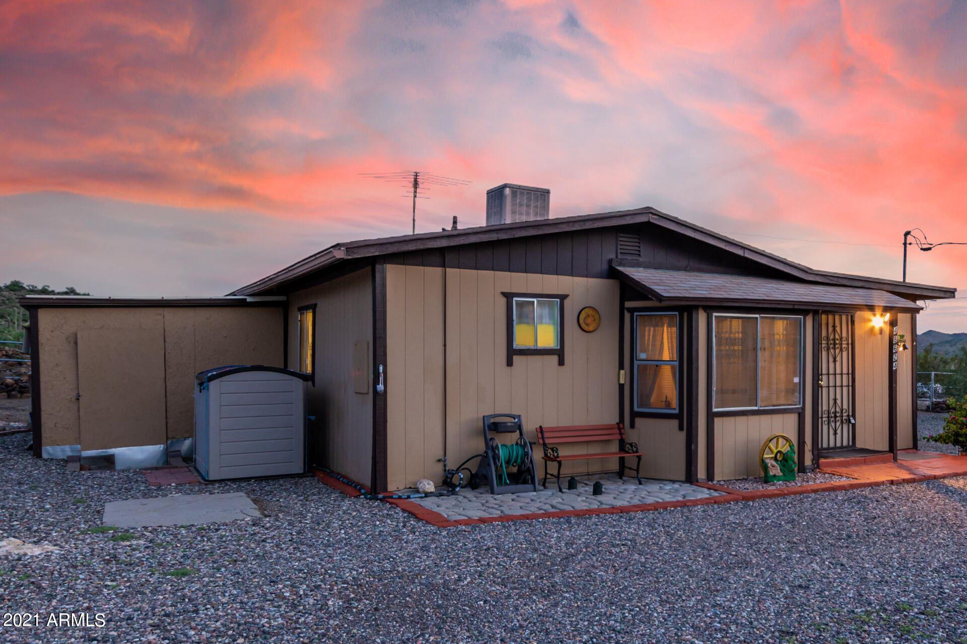 Photo of 48624 N 3RD Avenue, New River, AZ 85087 (MLS # 6279271)