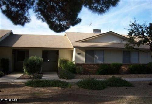 Photo of 18643 N SPANISH GARDEN Drive, Sun City West, AZ 85375 (MLS # 6197272)