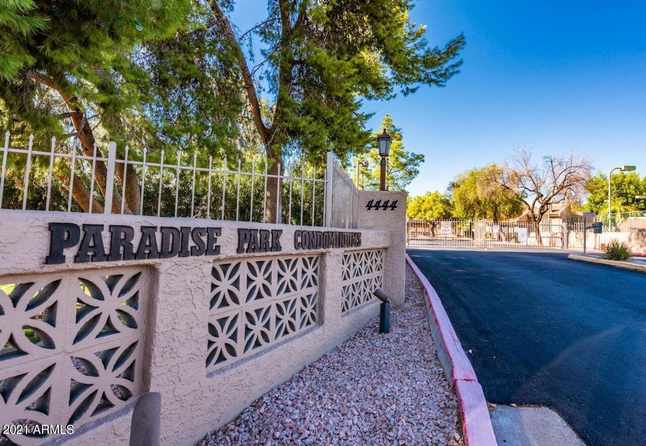 4554 E PARADISE VILLAGE Parkway N #255, Phoenix, AZ 85032 - MLS#: 6201273