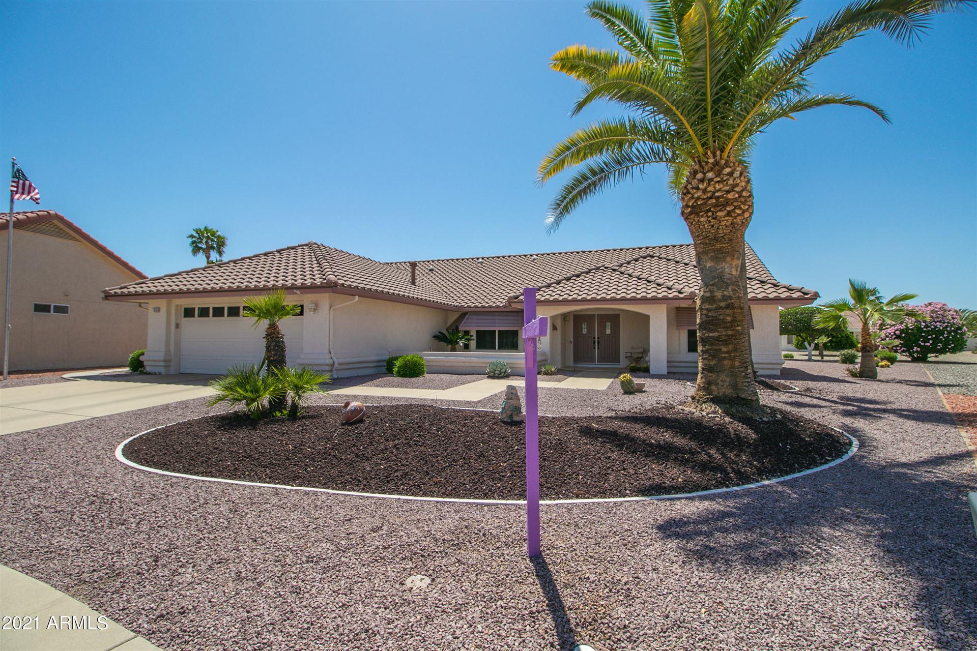 21610 N 149TH Drive, Sun City West, AZ 85375 - MLS#: 6237273