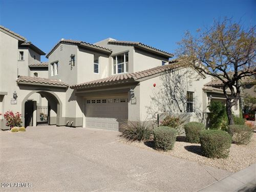 Photo of 20802 N GRAYHAWK Drive #1111, Scottsdale, AZ 85255 (MLS # 6200274)