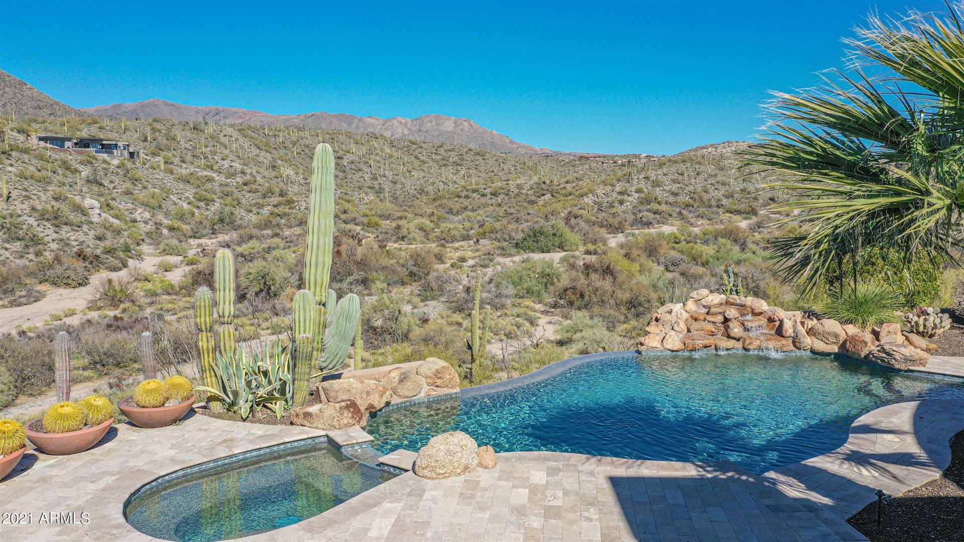 Photo of 8390 E Coronado Trail, Carefree, AZ 85377 (MLS # 6199274)