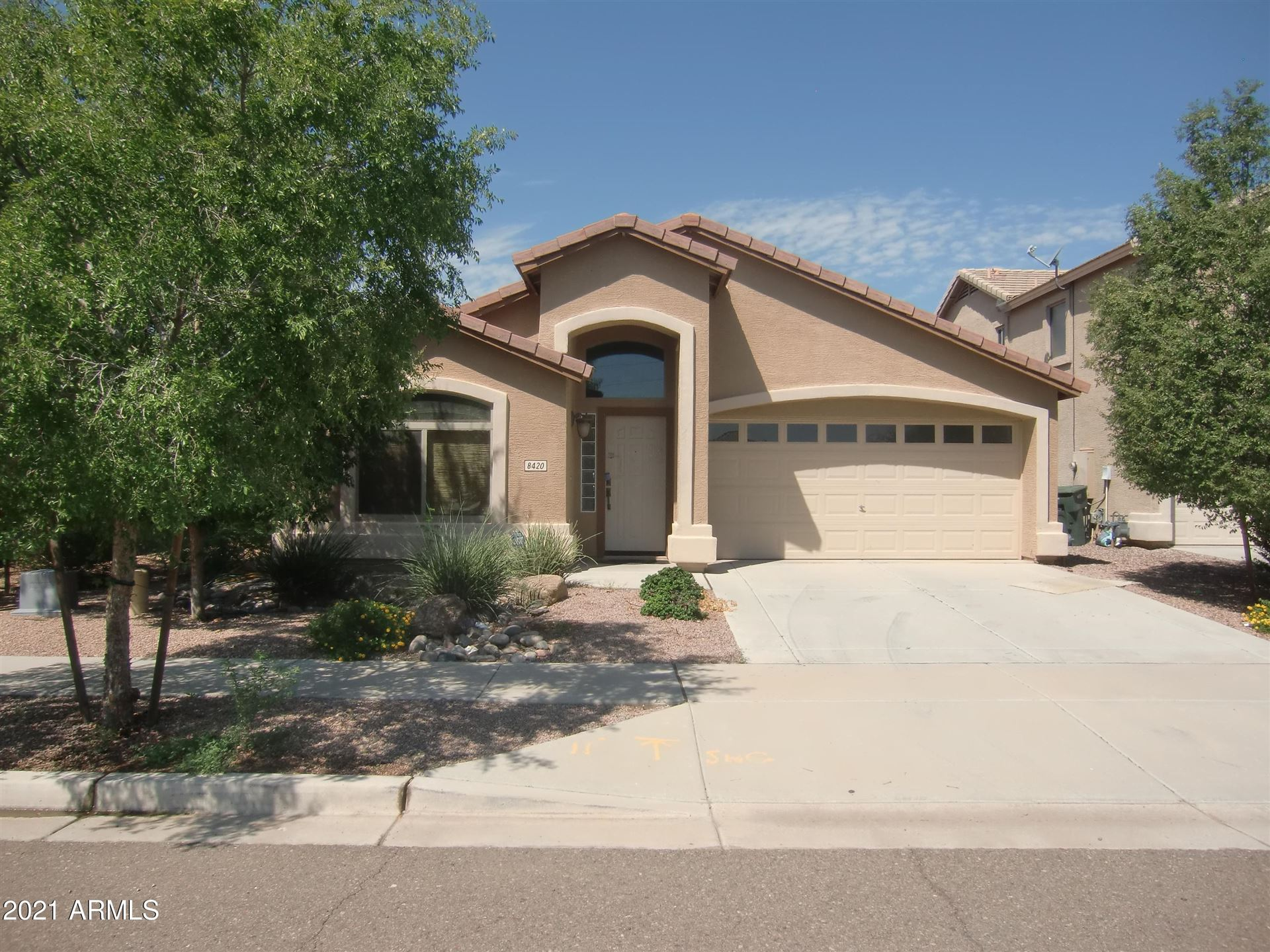 Photo of 8420 S 49TH Drive, Laveen, AZ 85339 (MLS # 6220275)