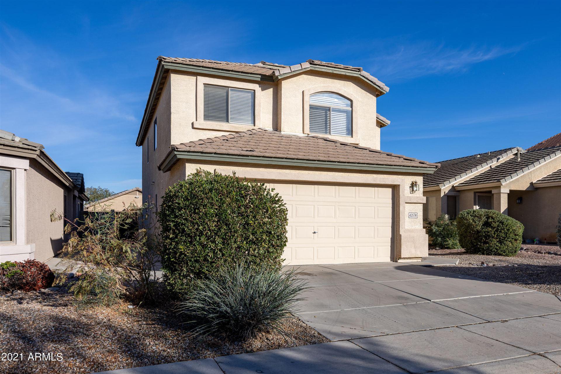Photo of 42574 W SUNLAND Drive, Maricopa, AZ 85138 (MLS # 6307275)
