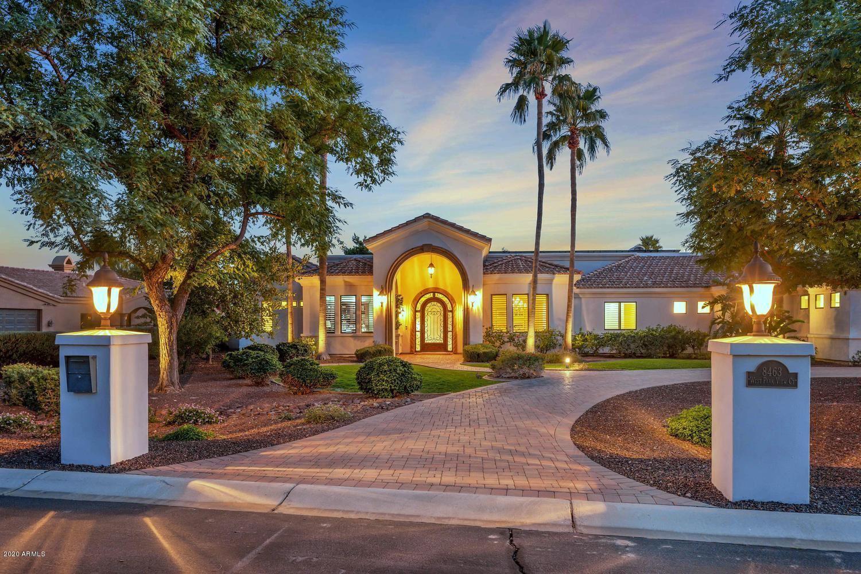 8463 W PARK VIEW Court, Peoria, AZ 85383 - #: 6031276