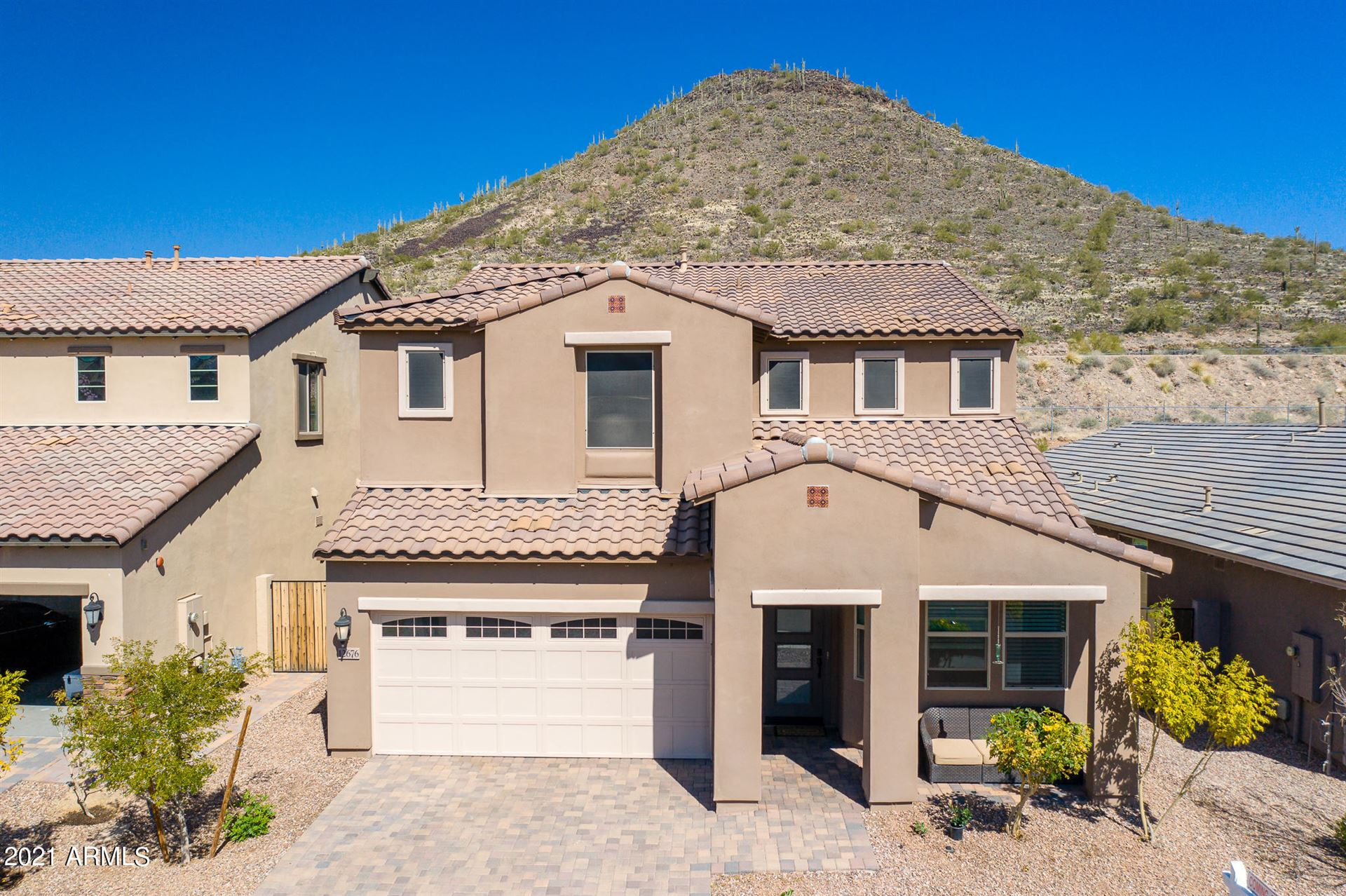 Photo of 12676 W CARAVEO Place, Peoria, AZ 85383 (MLS # 6198276)