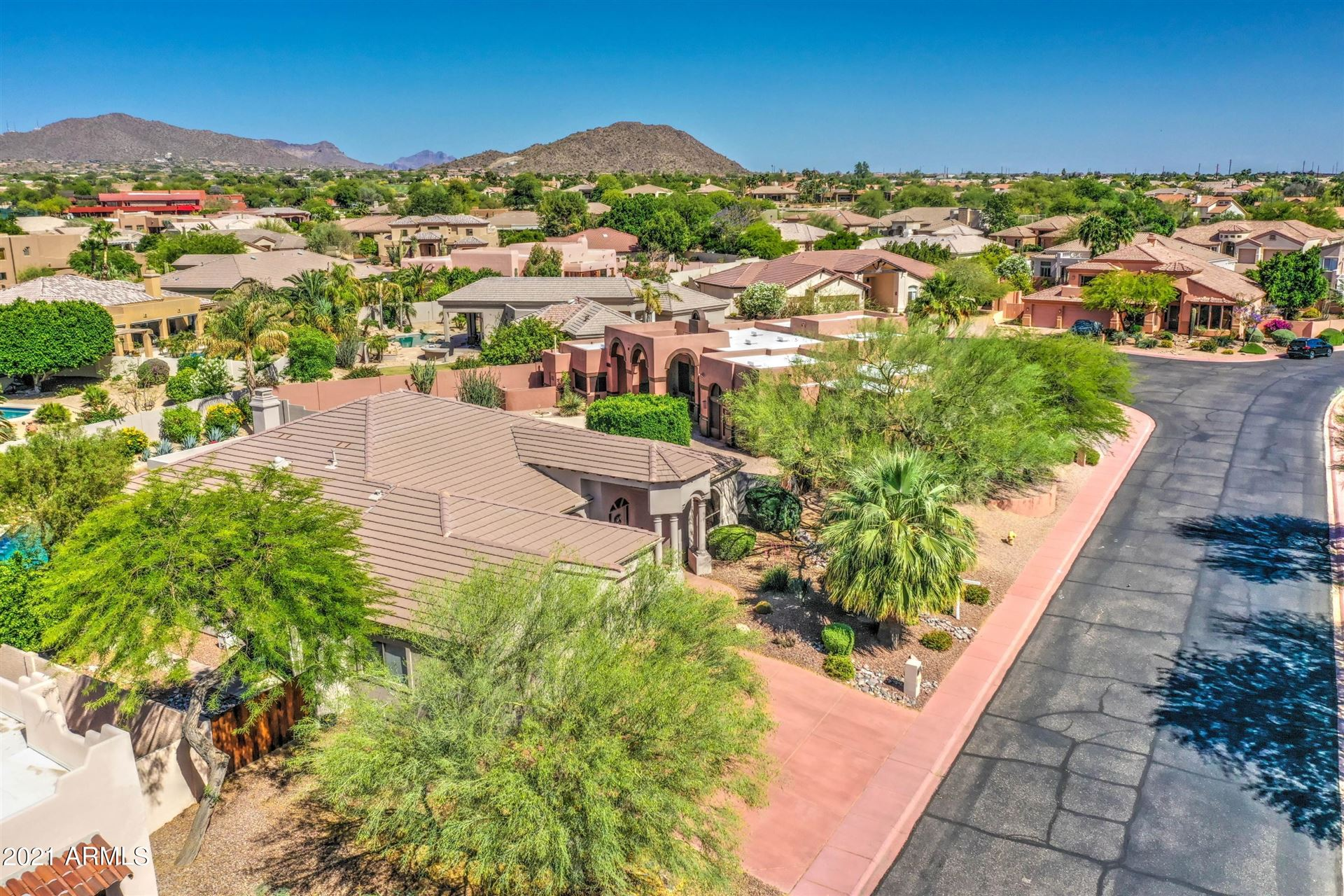 Photo of 4055 N RECKER Road #75, Mesa, AZ 85215 (MLS # 6230276)