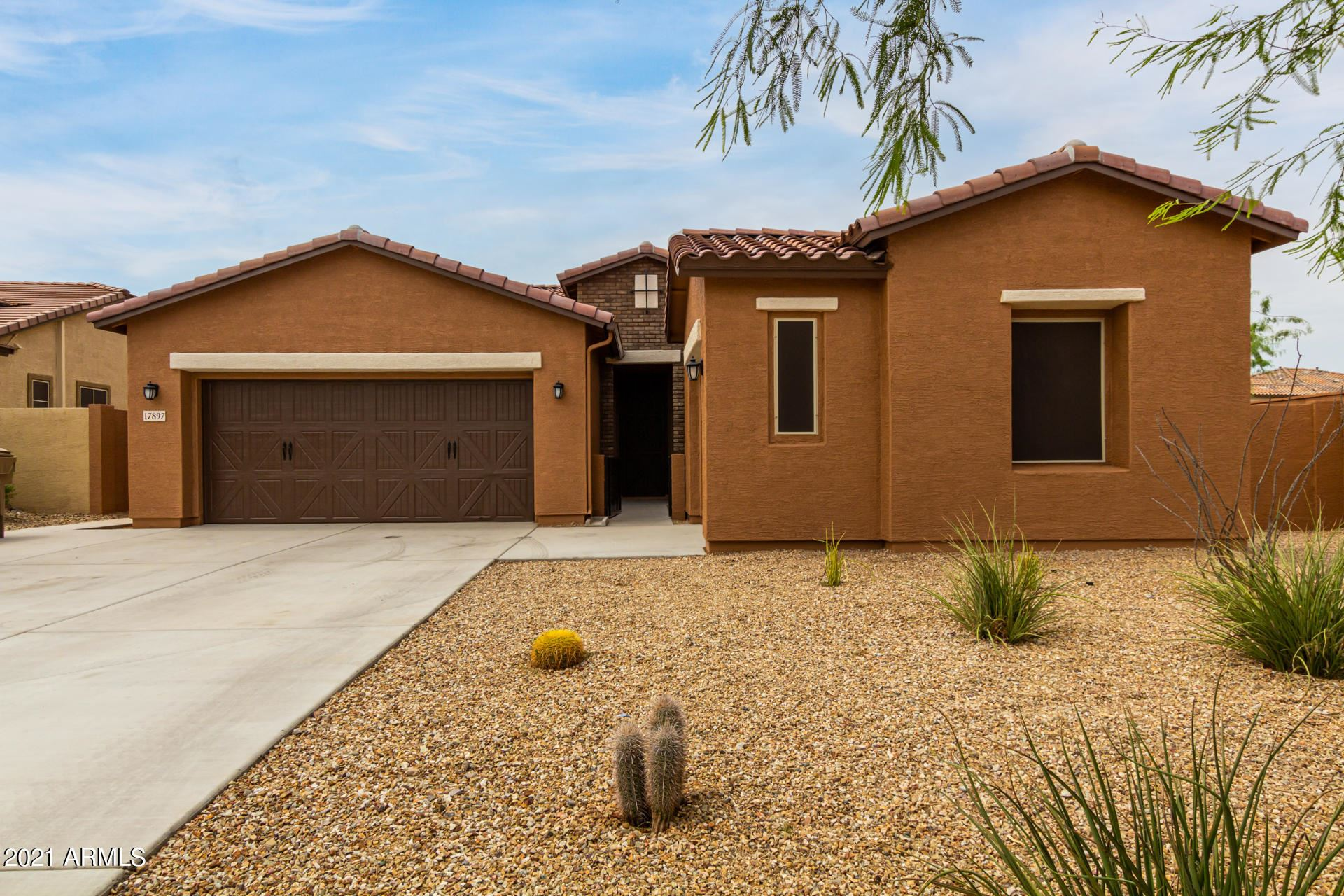 Photo of 17897 W Badger Way, Goodyear, AZ 85338 (MLS # 6268276)