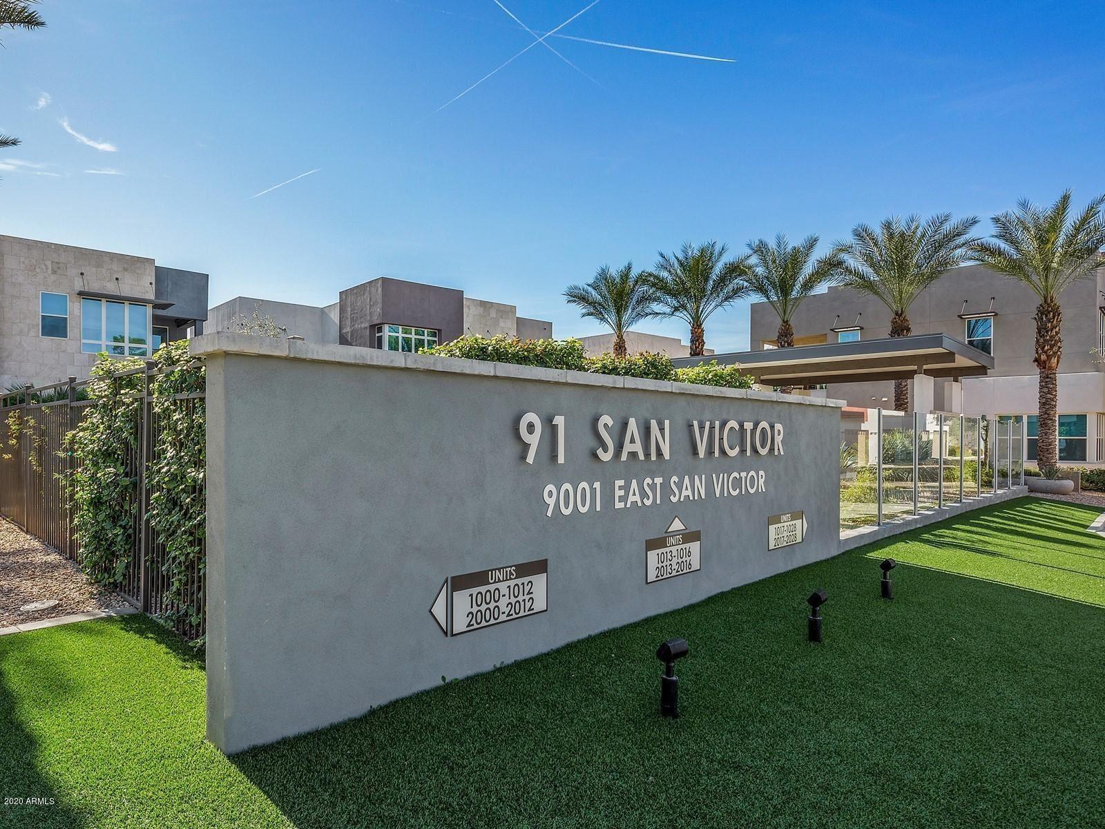 9001 E San Victor Drive #2017, Scottsdale, AZ 85258 - MLS#: 6021277