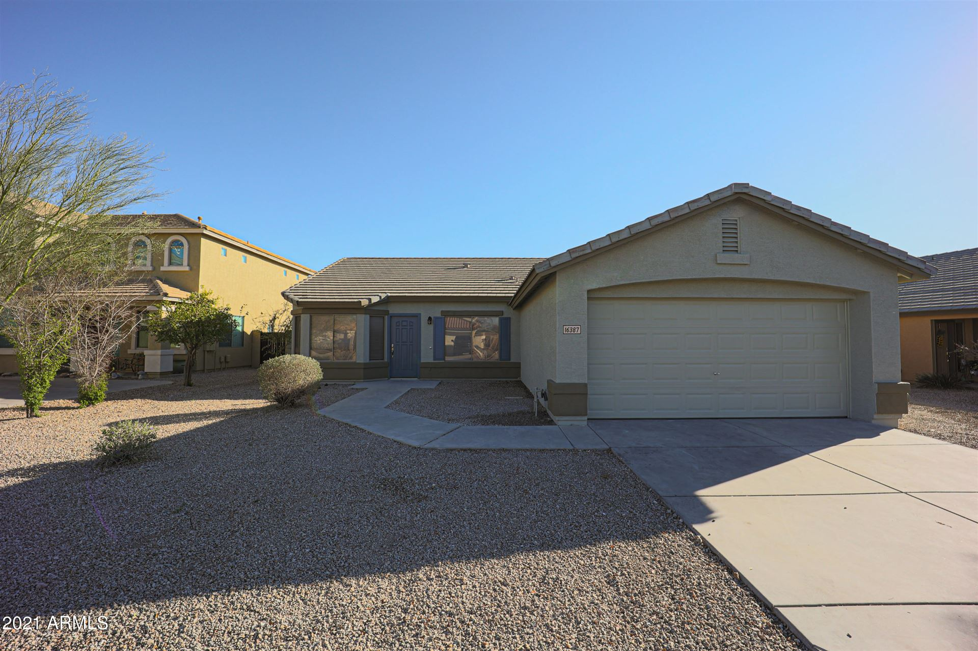 Photo of 16387 W MONROE Street, Goodyear, AZ 85338 (MLS # 6199277)
