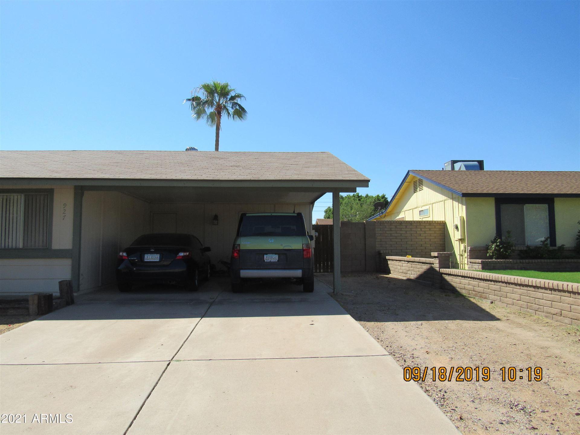 Photo of 927 W LIBRA Drive, Tempe, AZ 85283 (MLS # 6231277)