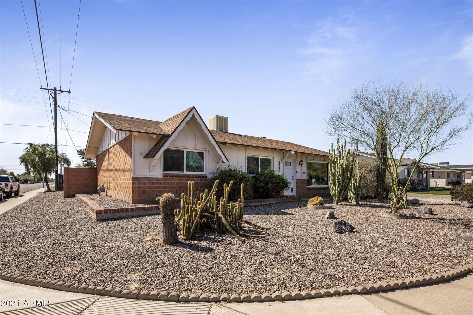 Photo of 8547 E ROANOKE Avenue, Scottsdale, AZ 85257 (MLS # 6201278)