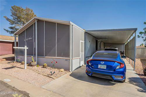 Photo of 201 S Greenfield Road #140, Mesa, AZ 85206 (MLS # 6223279)