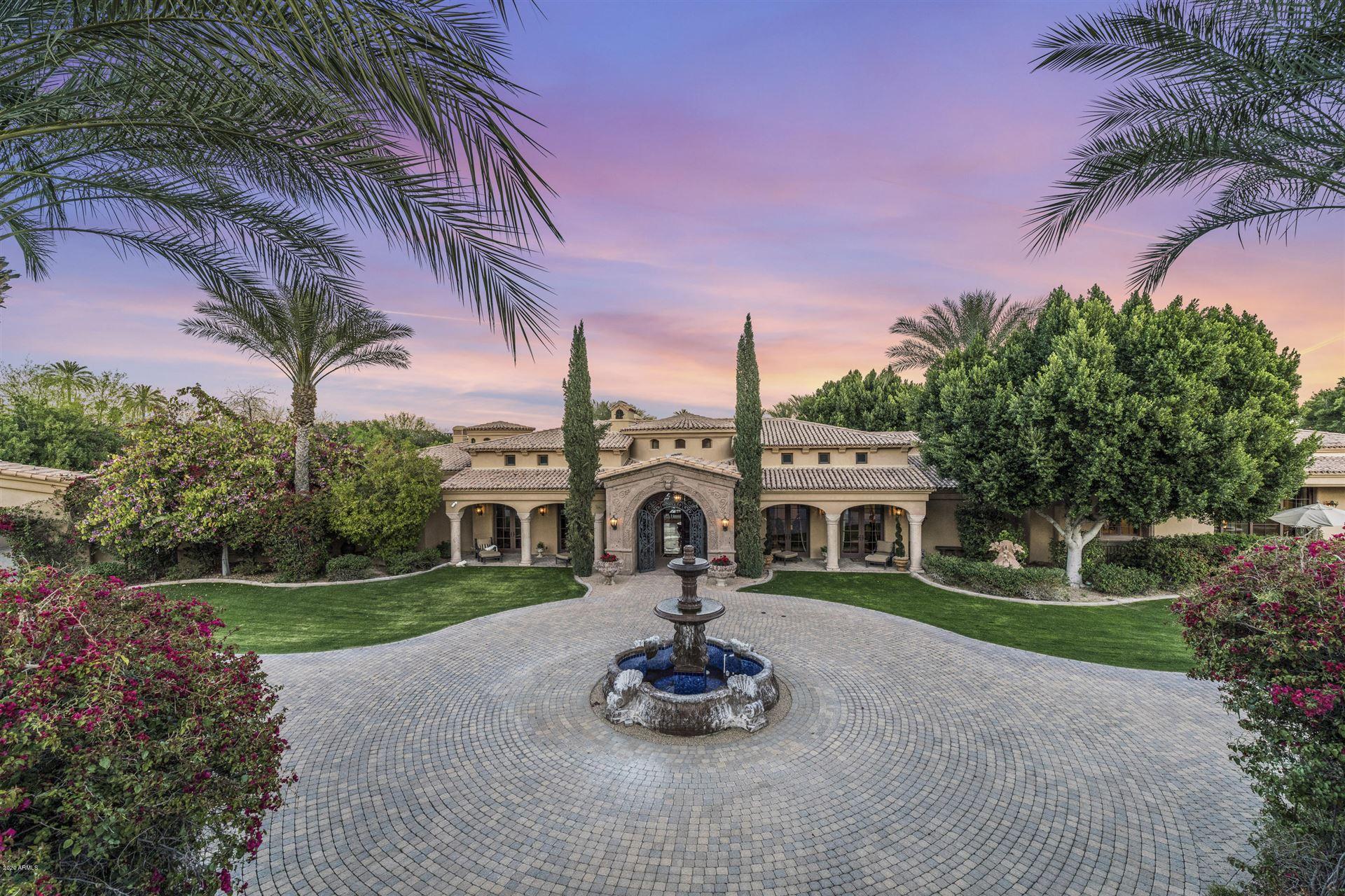 Photo of 5035 N Invergordon Road, Paradise Valley, AZ 85253 (MLS # 6064279)