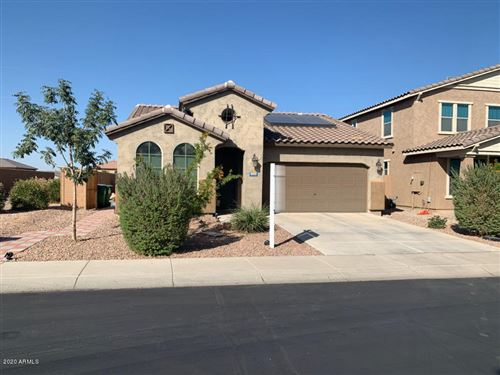Photo of 21576 N LILES Lane, Maricopa, AZ 85138 (MLS # 6142280)