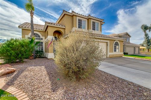 Photo of 613 W SERENO Drive, Gilbert, AZ 85233 (MLS # 6183280)