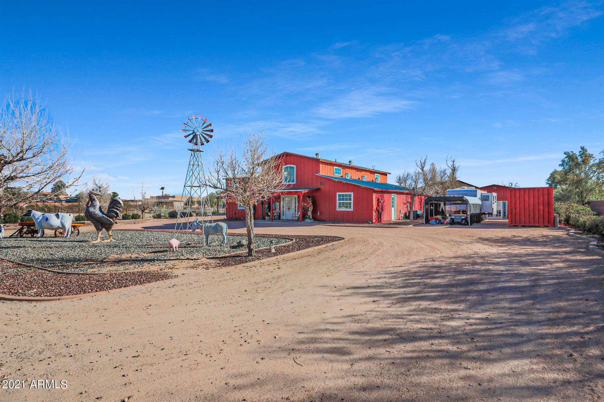 Photo of 21403 W CLOUD Road, Wittmann, AZ 85361 (MLS # 6195281)
