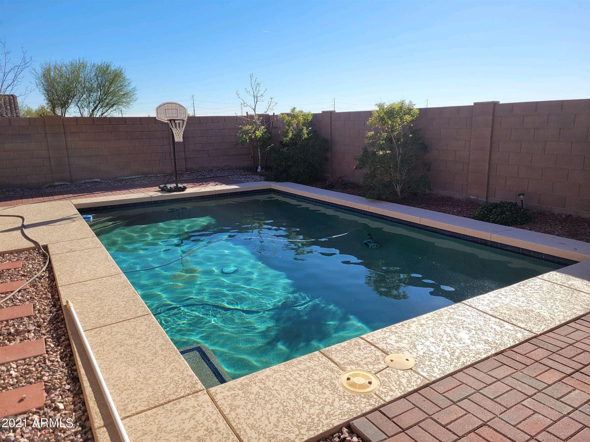 Photo of 2068 S 238TH Lane, Buckeye, AZ 85326 (MLS # 6198281)