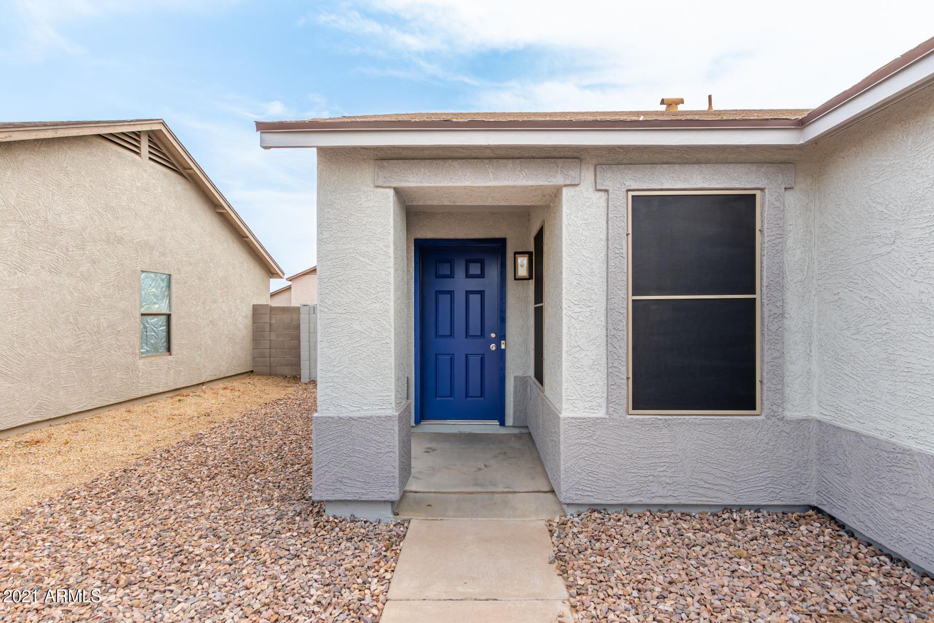 Photo of 11527 W WINDROSE Avenue, El Mirage, AZ 85335 (MLS # 6264281)