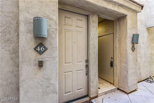 Photo of 7520 E EARLL Drive #46, Scottsdale, AZ 85251 (MLS # 6231282)