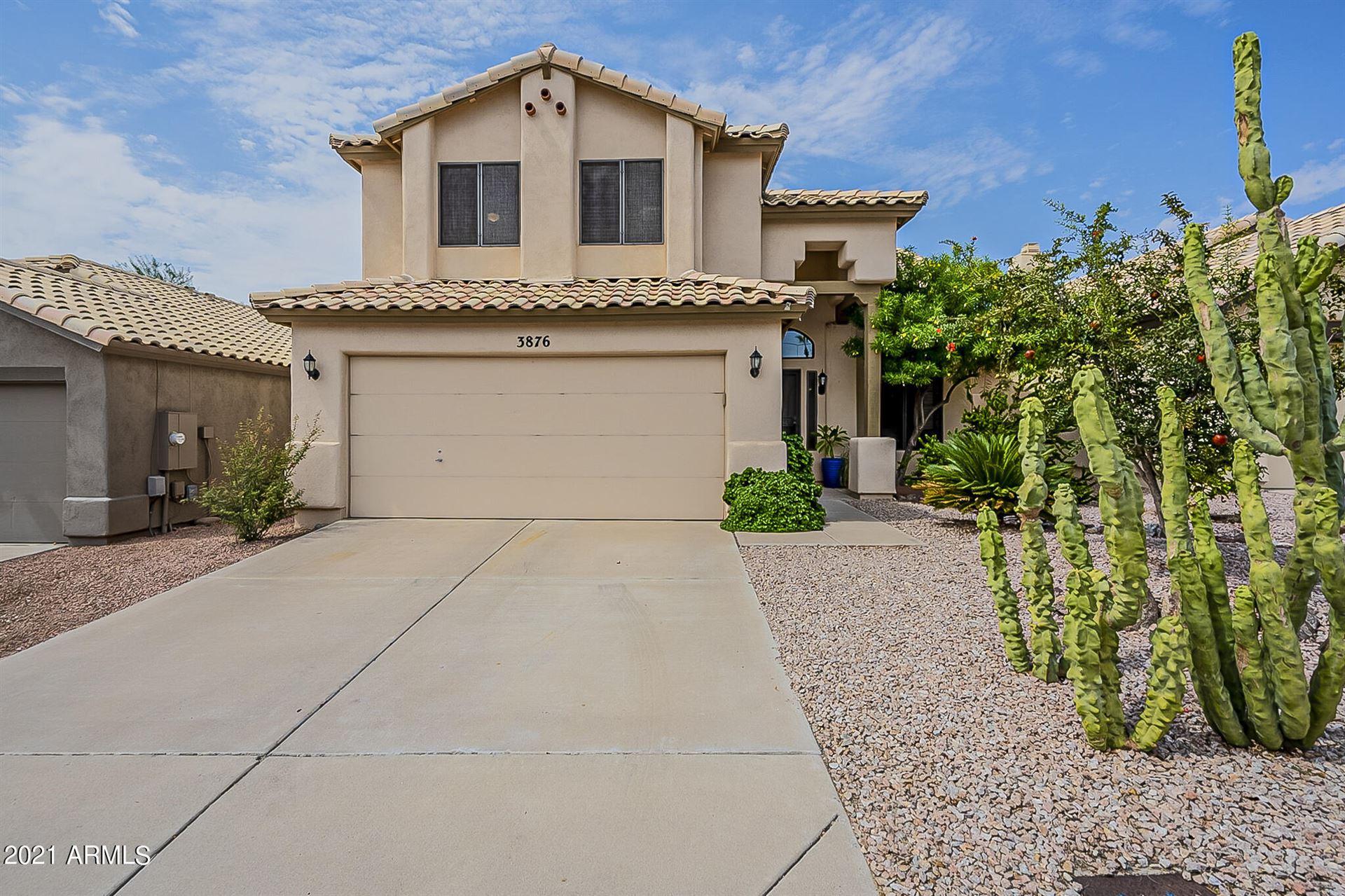 Photo of 3876 E MOUNTAIN SKY Avenue, Phoenix, AZ 85044 (MLS # 6296282)