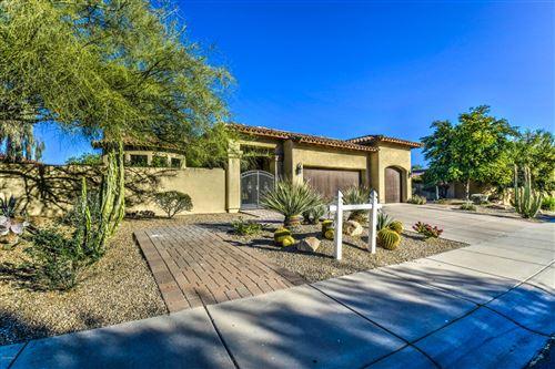 Photo of 8125 E WING SHADOW Road, Scottsdale, AZ 85255 (MLS # 6179283)
