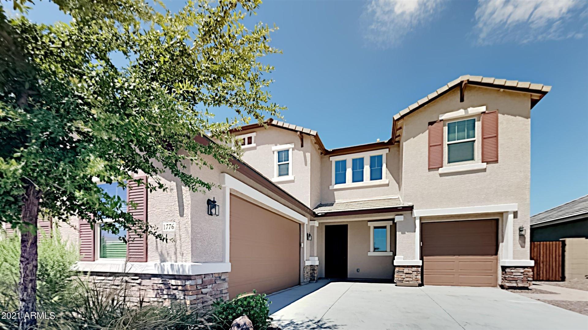 1776 N 214TH Lane, Buckeye, AZ 85396 - MLS#: 6261283