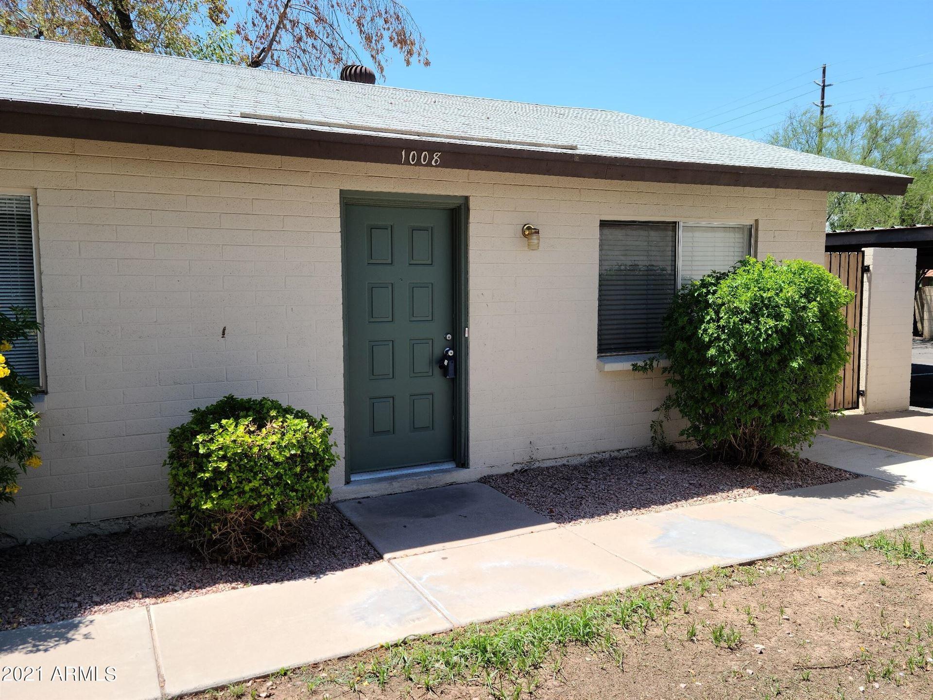 Photo of 1008 W MALIBU Drive, Tempe, AZ 85282 (MLS # 6272283)