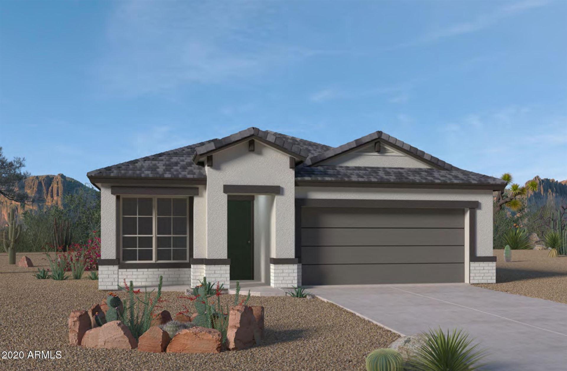 Photo of 38190 W SAN ILDEFANSO Avenue, Maricopa, AZ 85138 (MLS # 6202284)
