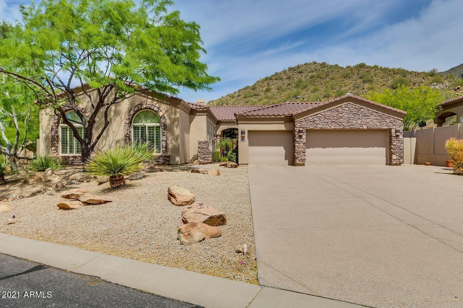 Photo of 11540 E CARIBBEAN Lane, Scottsdale, AZ 85255 (MLS # 6209284)