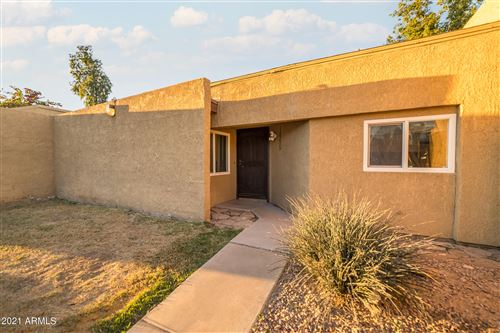 Photo of 1855 E KIRKLAND Lane, Tempe, AZ 85281 (MLS # 6199285)