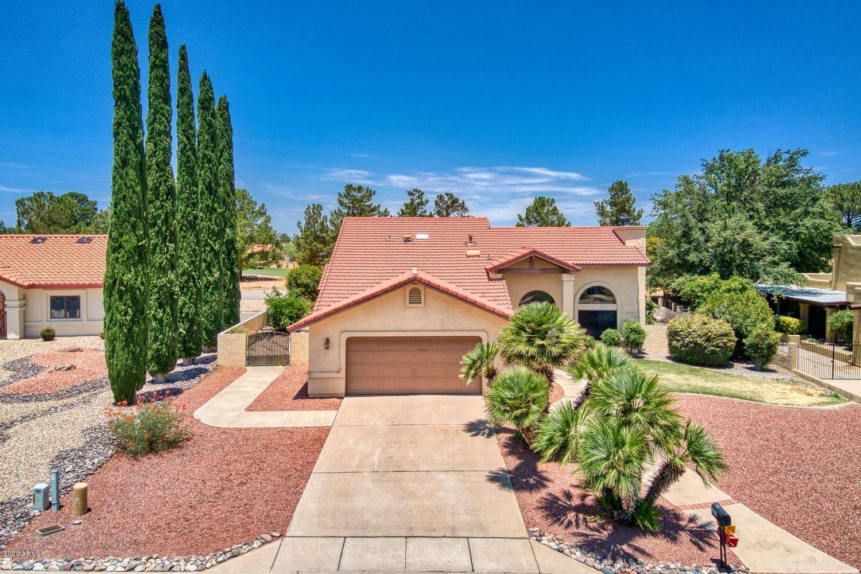 2892 S Palmer Drive, Sierra Vista, AZ 85650 - #: 6102285