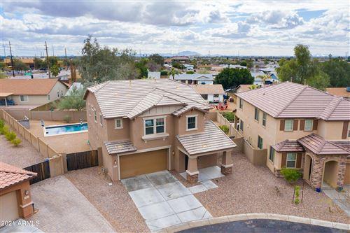 Photo of 6749 E ELMWOOD Street, Mesa, AZ 85205 (MLS # 6186286)