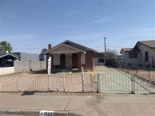 Photo of 1522 W POLK Street, Phoenix, AZ 85007 (MLS # 6253286)