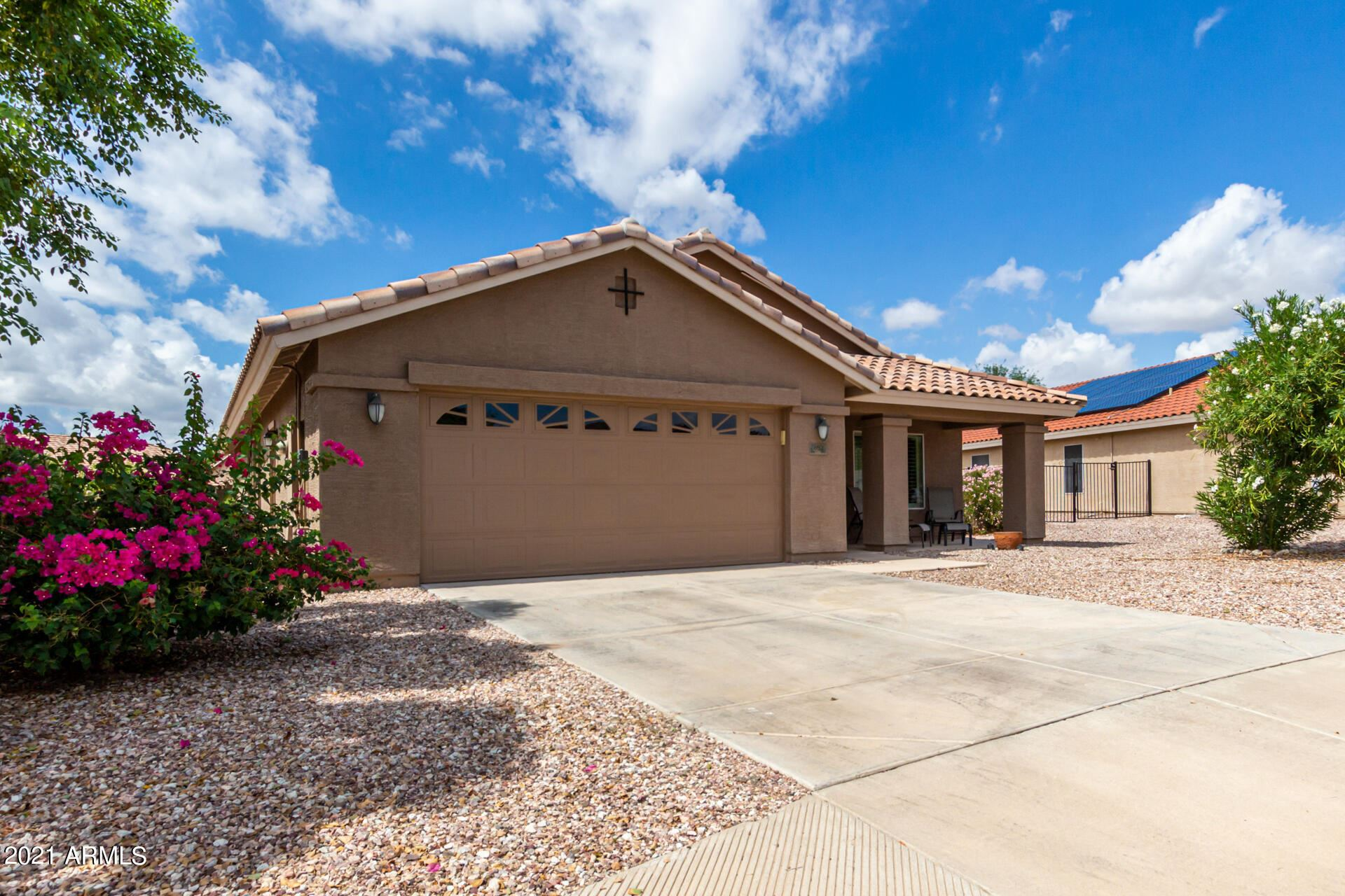 Photo of 652 S 231ST Drive, Buckeye, AZ 85326 (MLS # 6296286)