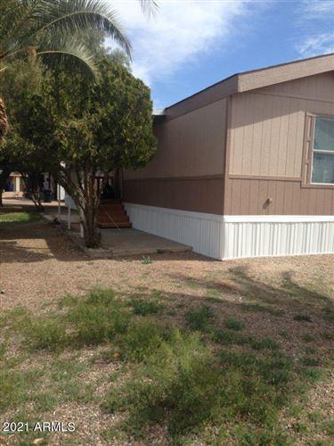 Photo of 7466 E IRWIN Avenue, Mesa, AZ 85209 (MLS # 6277287)