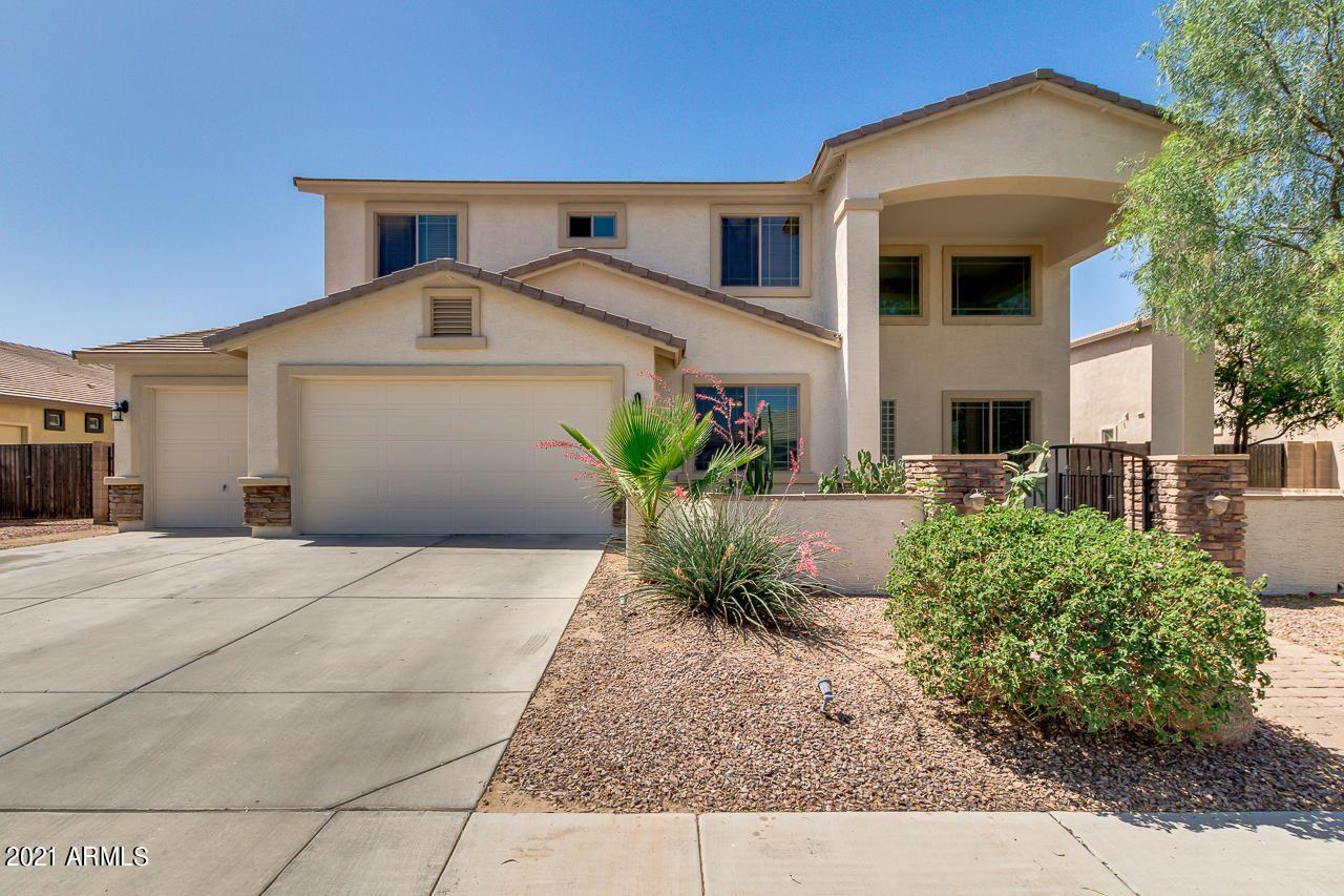 Photo for 43241 W BAILEY Drive, Maricopa, AZ 85138 (MLS # 6235287)
