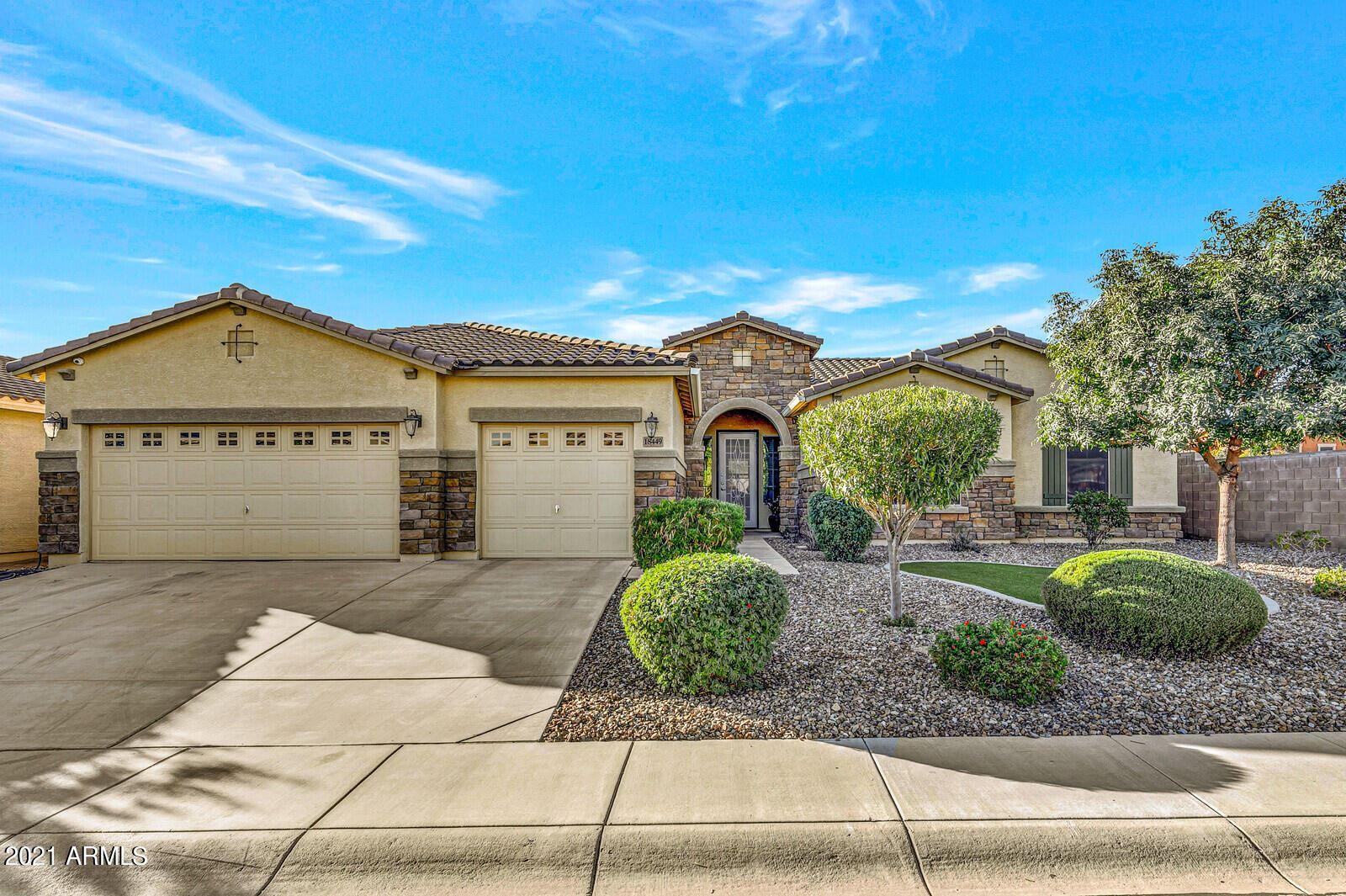 Photo of 18449 W DESERT Lane, Surprise, AZ 85388 (MLS # 6306287)