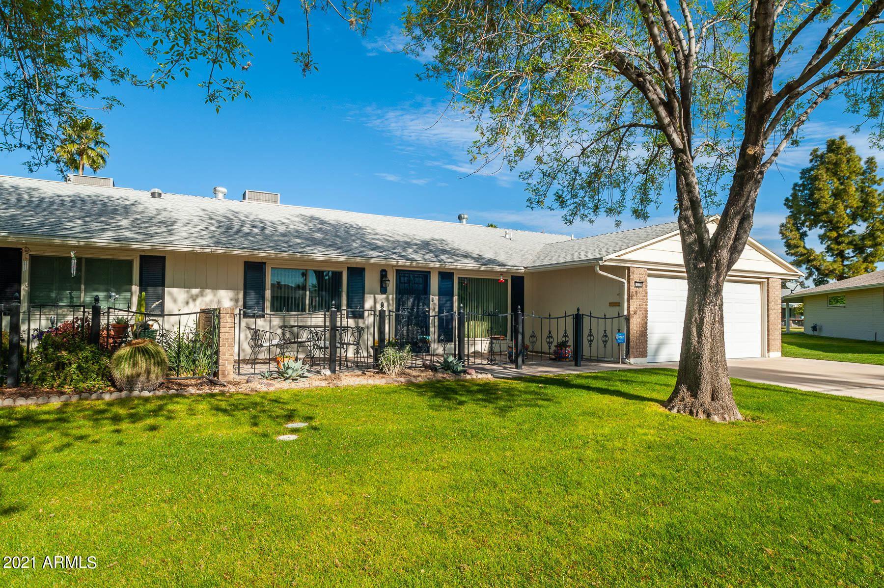 Photo of 10214 W FORRESTER Drive, Sun City, AZ 85351 (MLS # 6200288)