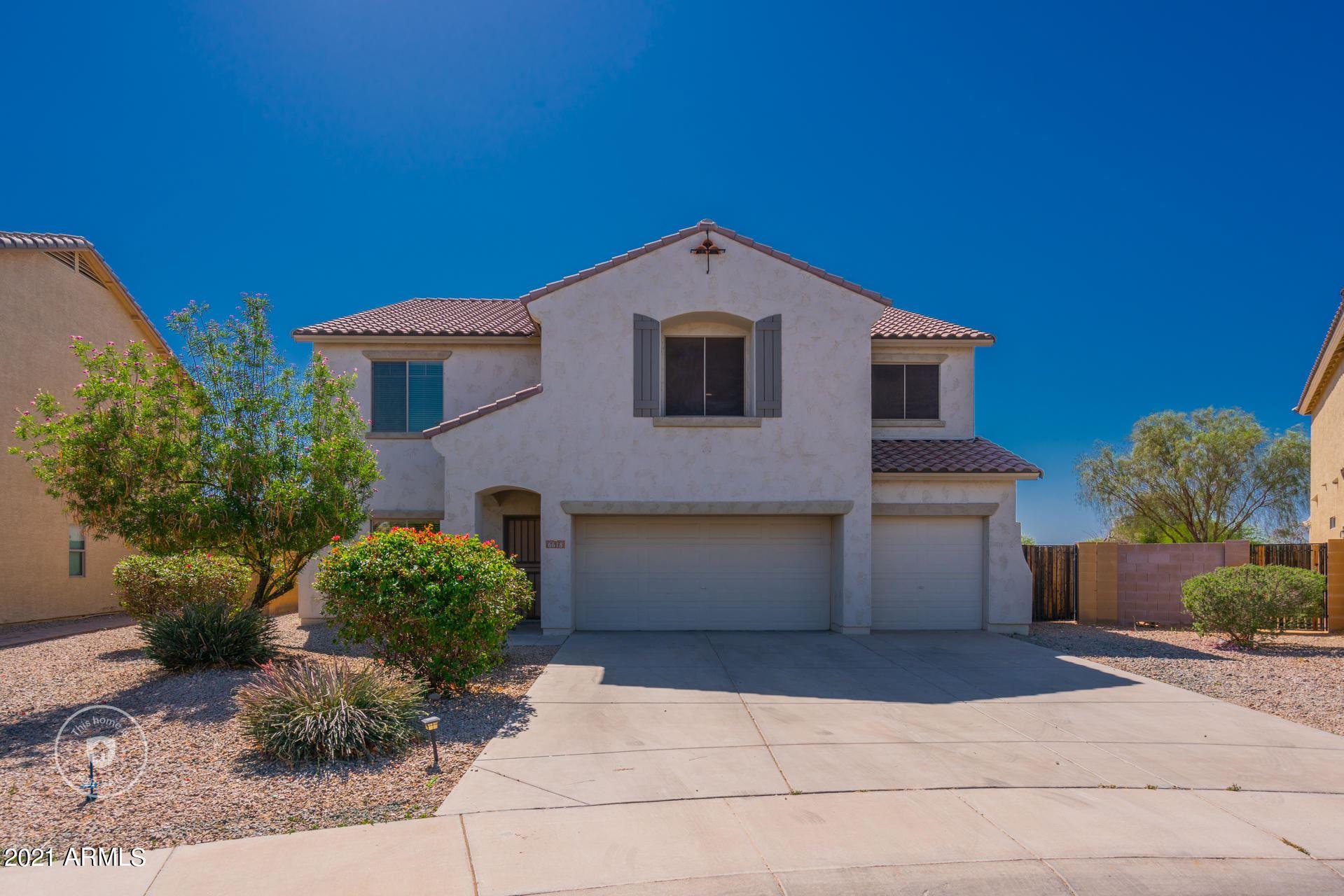 6618 S 54TH Lane, Laveen, AZ 85339 - MLS#: 6234288