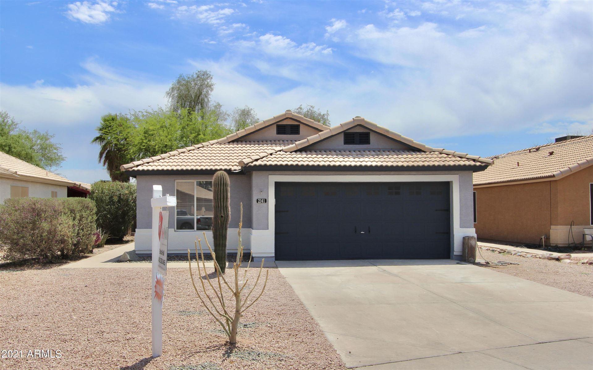 Photo of 2141 W RENAISSANCE Avenue, Apache Junction, AZ 85120 (MLS # 6246288)