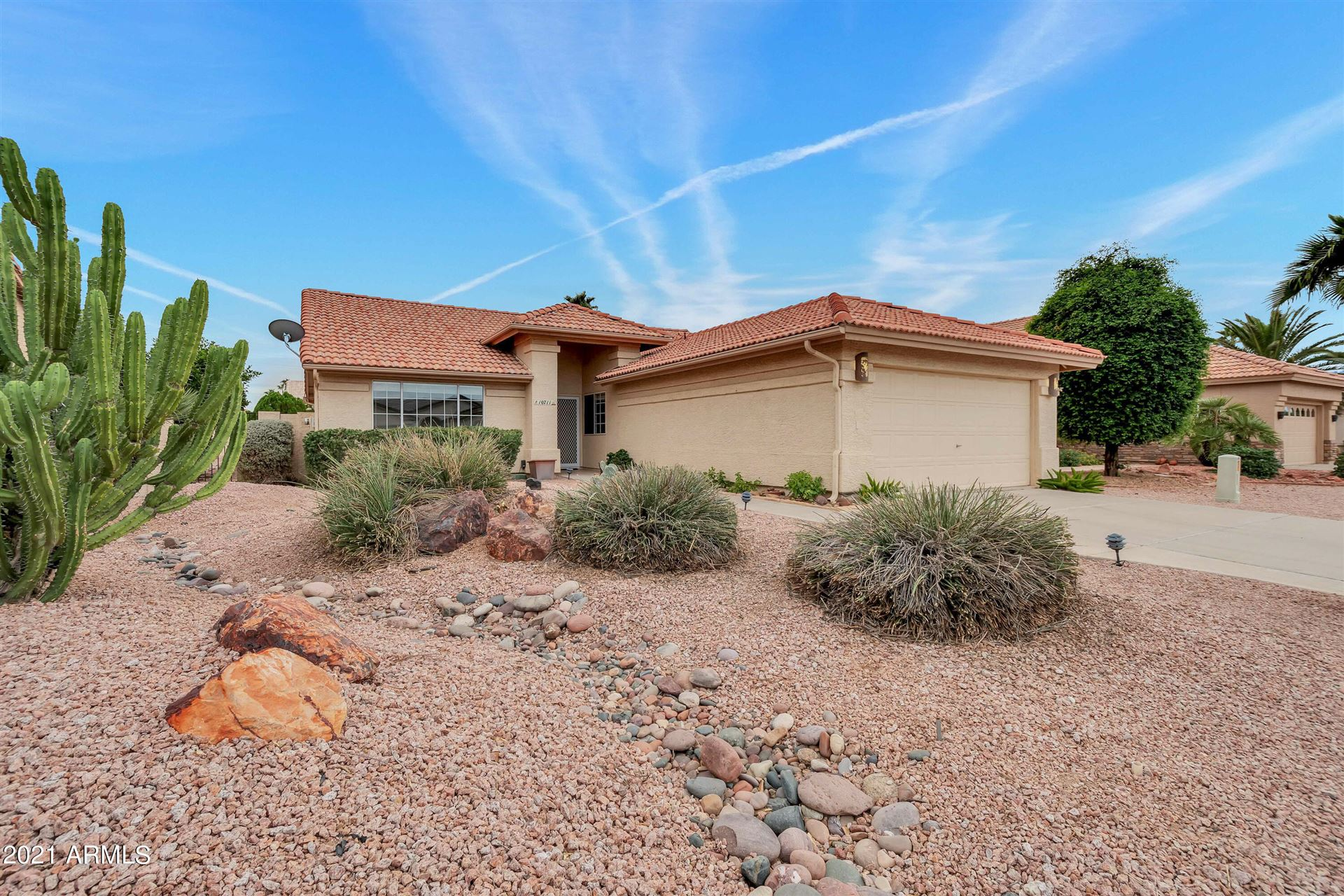 Photo of 10711 E HERCULES Drive, Sun Lakes, AZ 85248 (MLS # 6303288)